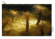 Gold Sea Anemones Carry-all Pouch