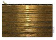 Gold Sea Carry-all Pouch