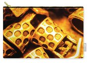 Gold Treasures Carry-all Pouch