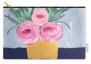 Gold Vase  Carry-all Pouch