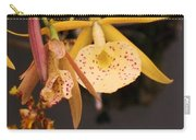 Gold Yellow Orchid  Carry-all Pouch