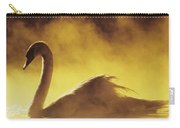 Golden African Swan Carry-all Pouch
