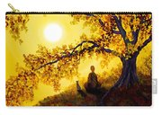Golden Afternoon Meditation Carry-all Pouch