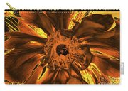 Golden Anemone Carry-all Pouch