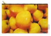 Golden Apples Of The Sun Carry-all Pouch