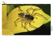 Golden Arachnid  Carry-all Pouch