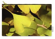 Golden Autumn In Tokyo Carry-all Pouch