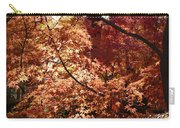Golden Autumn Sunshine Carry-all Pouch