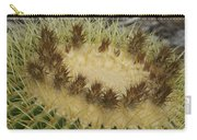 Golden Barrel Cactus Carry-all Pouch