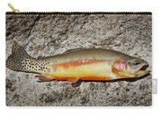 Golden Beauty Carry-all Pouch by Kelley King