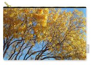 Golden Boughs Carry-all Pouch