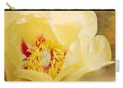 Golden Bowl Tree Peony Bloom Carry-all Pouch