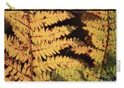 Golden Bracken Carry-all Pouch