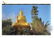 Golden Buddha In Vietnam Dalat Carry-all Pouch