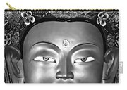 Golden Buddha Monochrome Carry-all Pouch