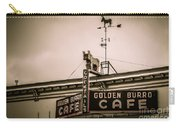 Golden Burro Cafe 2 Carry-all Pouch