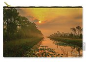 Golden Canal Morning Carry-all Pouch