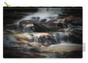 Golden Cascade Carry-all Pouch