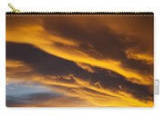 Golden Clouds Carry-all Pouch by Garry Gay