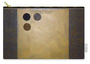 Golden Coin  Carry-all Pouch