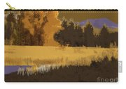 Golden Cottonwood Carry-all Pouch