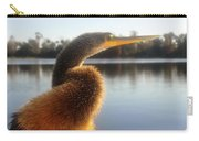 Golden Crested Anhinga Carry-all Pouch