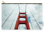Golden Crossing - Golden Gate Bridge San Francisco Carry-all Pouch