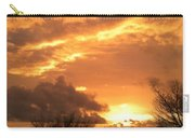 Golden Dawn At Pohoiki  Carry-all Pouch