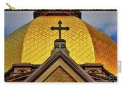 Golden Dome Notre Dame Carry-all Pouch