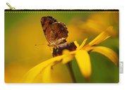 Golden Dreams Of A Summer Garden Carry-all Pouch