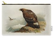 Golden Eagle By Thorburn Carry-all Pouch