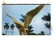Golden Eagle Take Off Carry-all Pouch