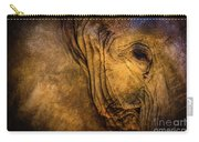 Golden Elephant Carry-all Pouch