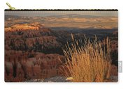 Golden Evening Light Bryce Canyon 1 Carry-all Pouch