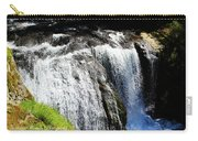 Golden Falls, Oregon Carry-all Pouch