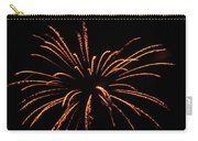 Golden Fireworks 2 Carry-all Pouch