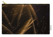 Golden Fireworks Carry-all Pouch
