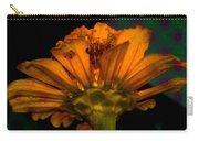 Golden Flower Carry-all Pouch