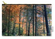 Golden Forest Path Carry-all Pouch