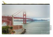 Golden Gate Bridge Fort Point Carry-all Pouch