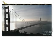 Golden Gate Bridge From Marin County Carry-all Pouch