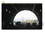 Golden Gate Bridge From Tunnel Carry-all Pouch
