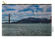 Golden Gate Bridge Panoramic Carry-all Pouch