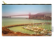 Golden Gate Bridge Sausalito Carry-all Pouch
