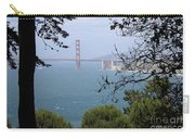 Golden Gate Bridge Through The Trees Carry-all Pouch