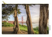 The Trees Of The Golden Gate Carry-all Pouch