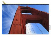 Golden Gate Tower Carry-all Pouch