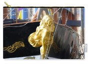 Golden Girl Of Gasparilla Carry-all Pouch