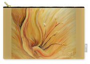 Golden Glow Carry-all Pouch by Nadine Rippelmeyer