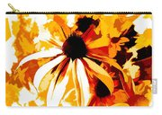 Golden Glow Of Summer Carry-all Pouch